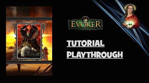 Evoker - Tutorial Playthrough BenitoLPGames