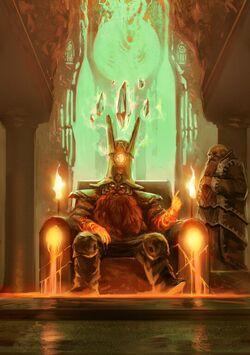 Dwarf King+