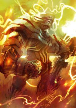 Iron Golem+++