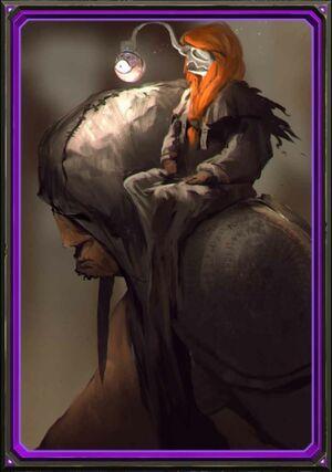 Dwarf Judge