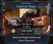 Dwarven Rage (booster)
