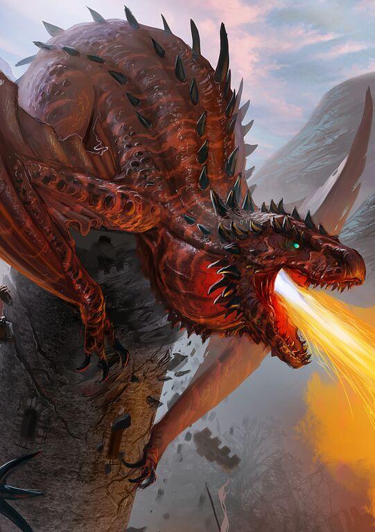 Fire Dragon Evoker Wiki FANDOM powered by Wikia