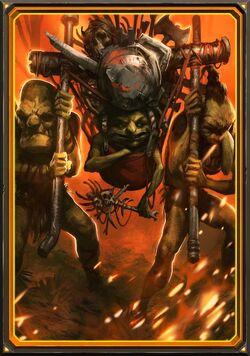 Goblin Patriarch+++