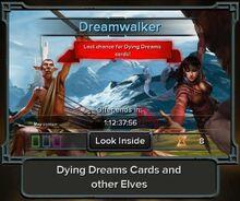Dreamwalker - last chance