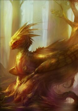 Forest Dragon+