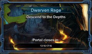 Dwarven Rage