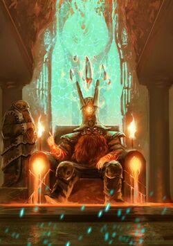 Dwarf King++