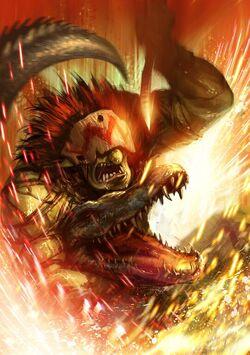 Wrath Bringer+++