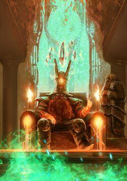 Dwarf King+++