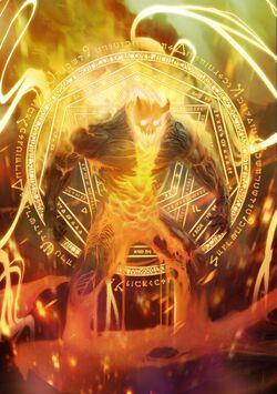 Fire Elemental++++