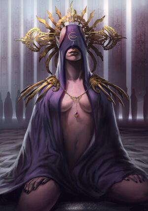 Moon Prophetess