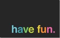 Minimal-desktop-wallpaper-have-fun-black thumb