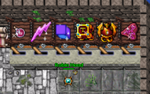 Dungeon shop