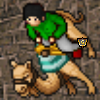 Dromedary mount