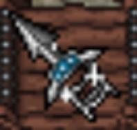 Dagger charm
