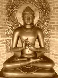 450px-Buddha-Sarnath-sepia
