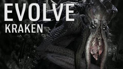 Evolve - Kraken Gameplay Match Tournament Torneo E3 2014