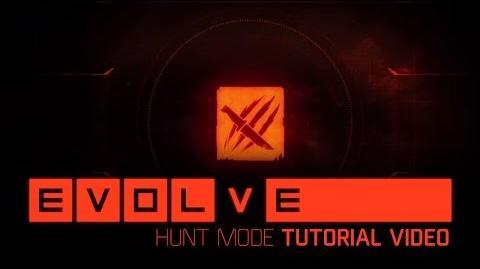 Evolve Tutorial Hunt
