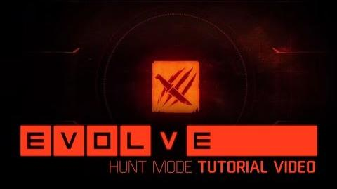 Evolve Tutorial Hunt