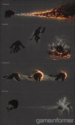 Goliath ability effects