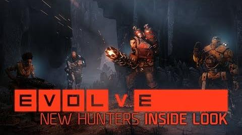 Evolve - Inside Look -- New Hunters & New Gameplay-2