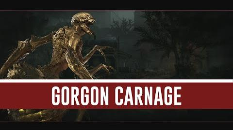 Gorgon Carnage (Evolve Stage 2)
