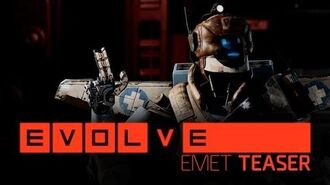 Evolve — Emet Teaser -ESRB-