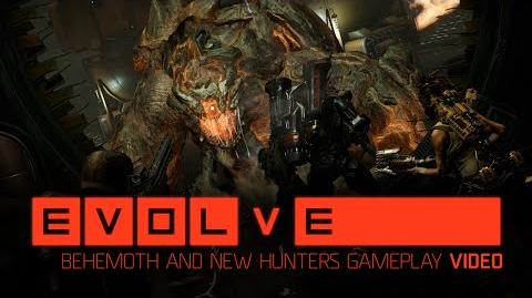Evolve — Behemoth and New Hunters Gameplay EN ESRB