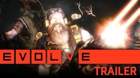 Evolve - Buena Caza (Tráiler Oficial)