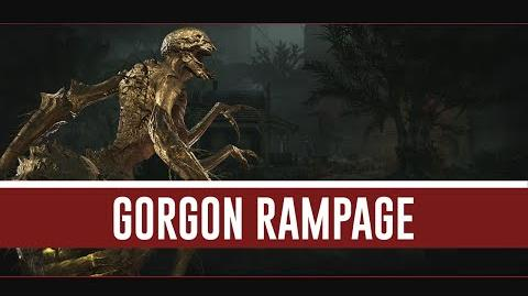 Gorgon Rampage (Evolve Stage 2)