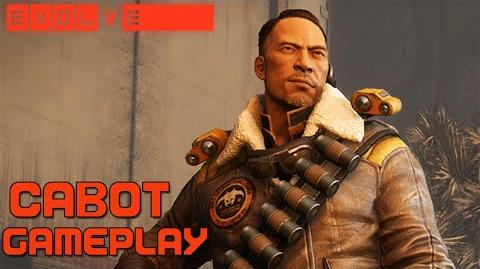 Evolve Cabot Gameplay 'Bring The Pain!'