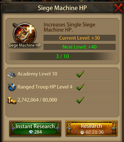 Siege Machine HP4