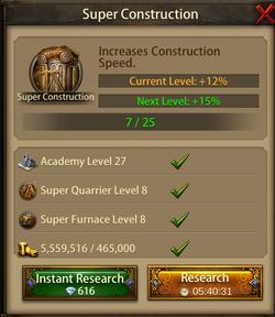 Super Construction8