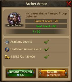 Archer Armor8