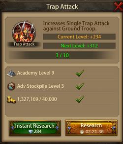 Trap Attack4
