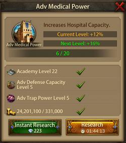 Adv Medical Power7