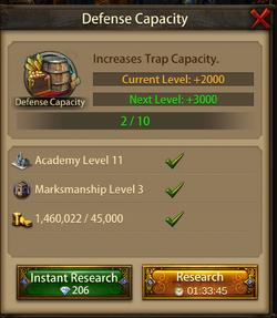 Defense Capacity3