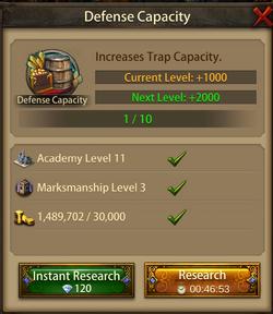 Defense Capacity2
