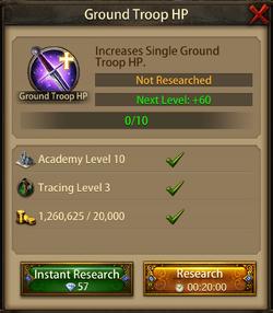 Ground Troop HP1