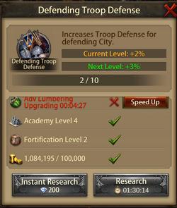 Defending Troop defense3