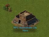 Subordinate Cities