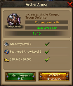 Archer Armor2