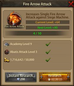 Fire Arrow Attack5