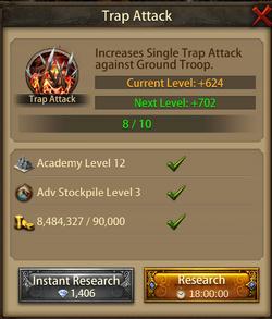 Trap Attack9