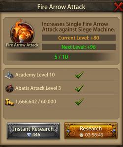 Fire Arrow Attack6