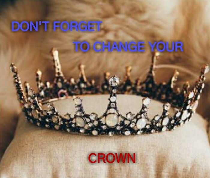Change Crown