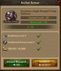 Archer Armor3