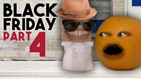 Annoying Orange - BLACK FRIDAY DAY 4 (HAPPY THANKSGIVING!)