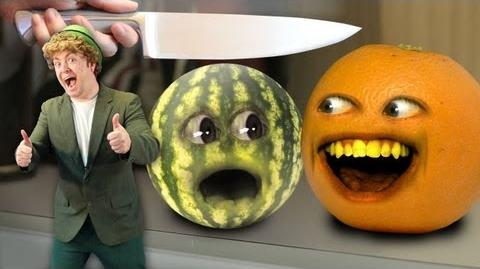 Annoying Orange - April Fool's Gold (ft. Liam The Leprechaun)