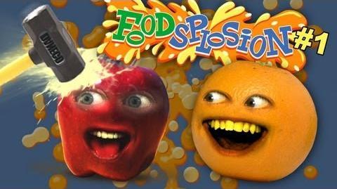 Annoying Orange - FOODSPLOSION 1!